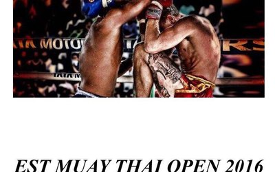 EST MUAY THAI OPEN 2016