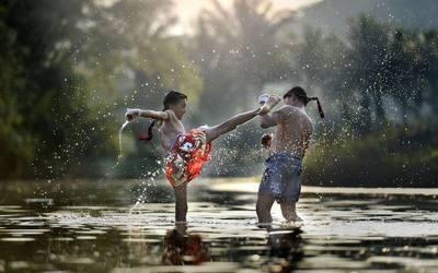 Чему учит тайский бокс?